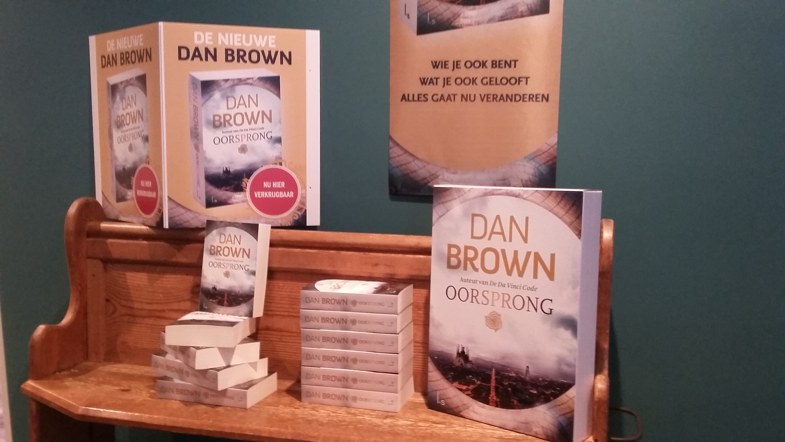 Dan Brown | VAN AS
