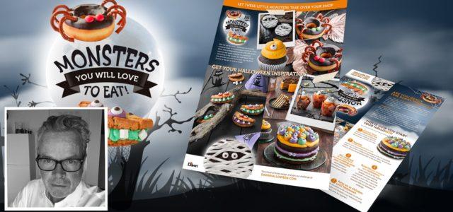 POS-materiaal Halloween
