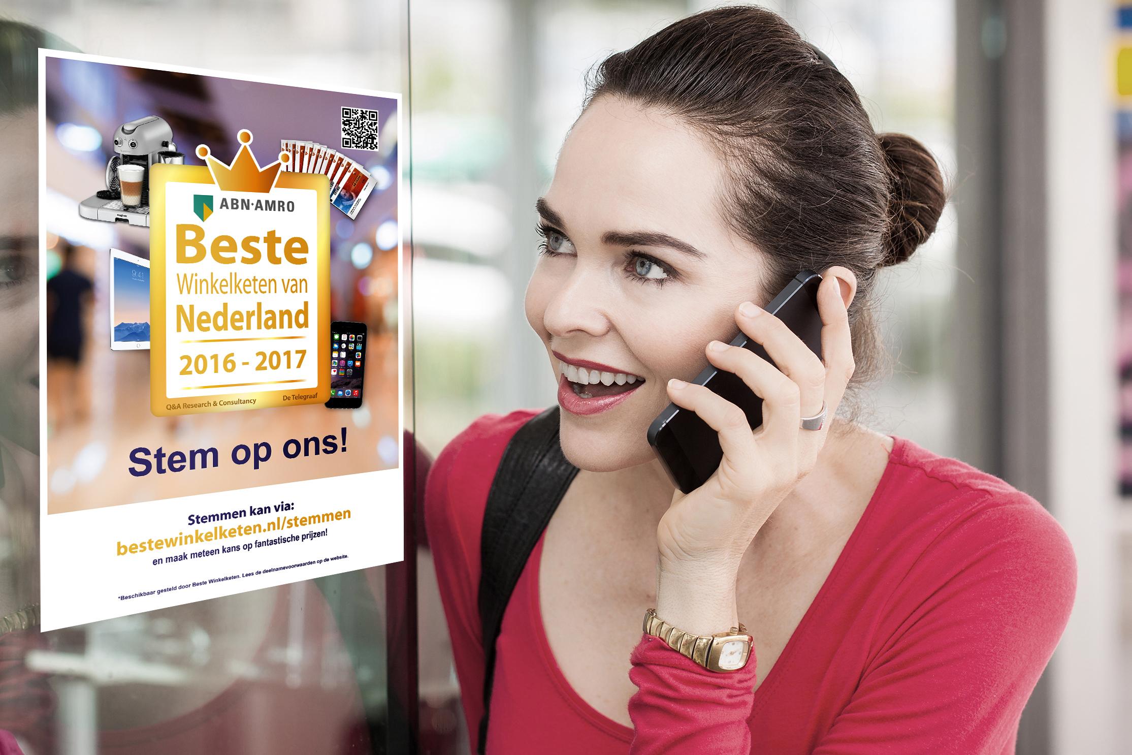 Genomineerden van Nederland