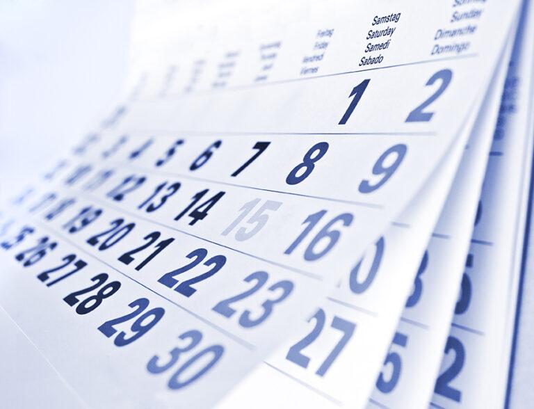 speciaal kalendarium