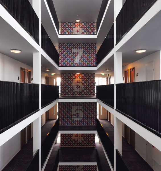 Wallpaper hotel