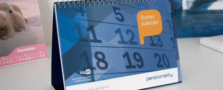zakelijke bureaukalenders