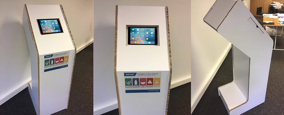 reboard display Ipad