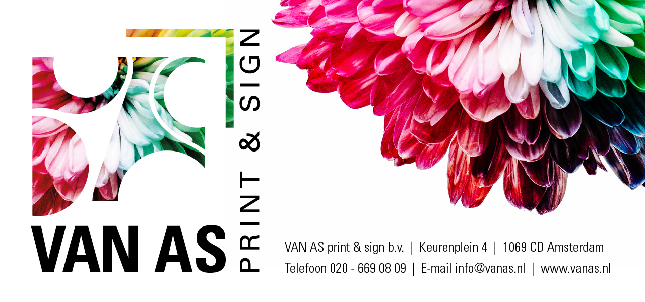 Scolor wordt VAN AS print & sign