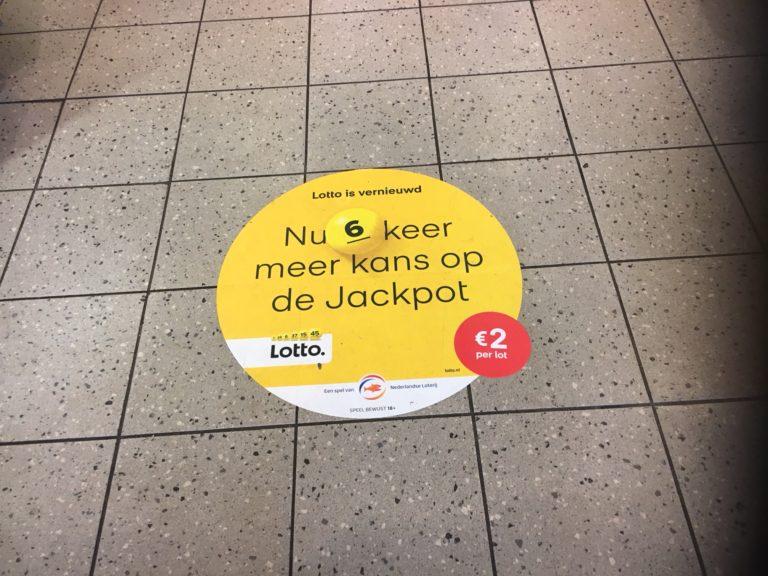 vloersticker_Lotto