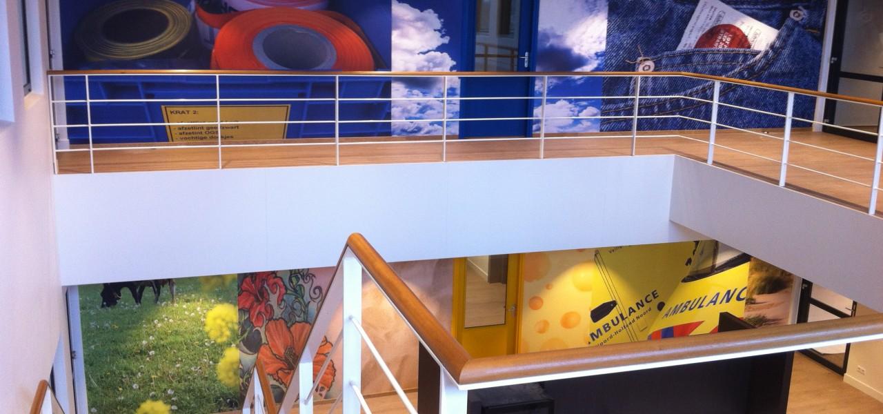 wallpaper behang etages